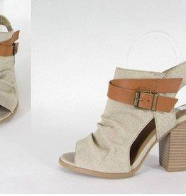 Lenny Linen Shoe