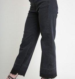 Stretch 5 Pocket Wide Leg Jean