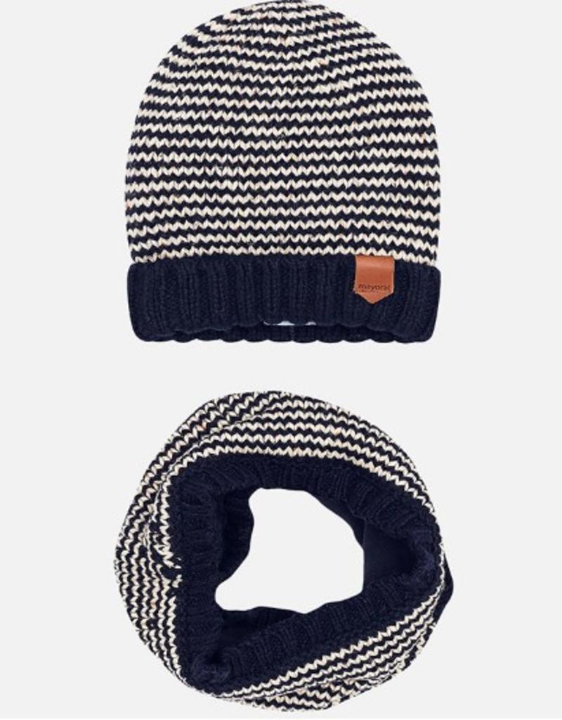 Marian Hat + Scarf Set