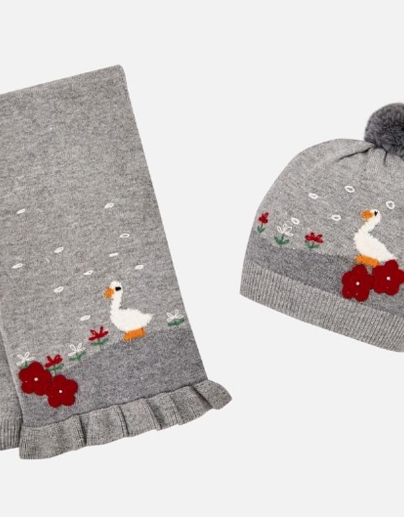 May Hat + Scarf Set