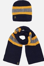 Miki Hat + Scarf Set