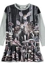 Claire Print Dress