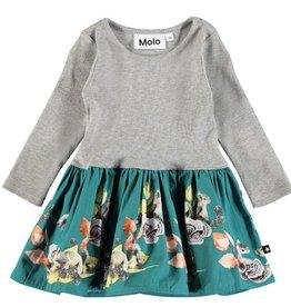 Candi Print Dress