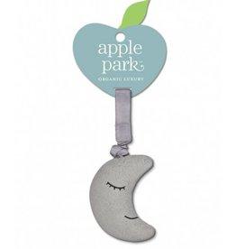 Gray Moon Stroller Toy