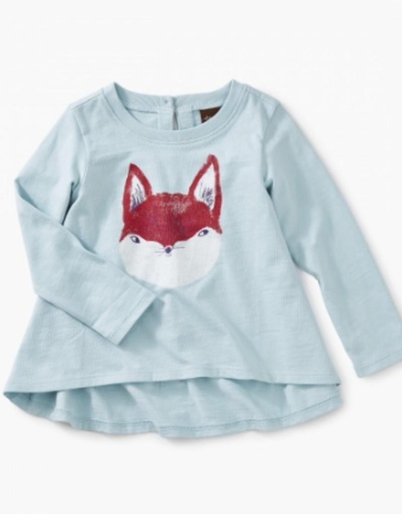 Friendly Fox Graphic Tee