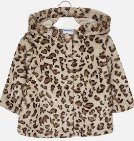 Missy Leopard Coat