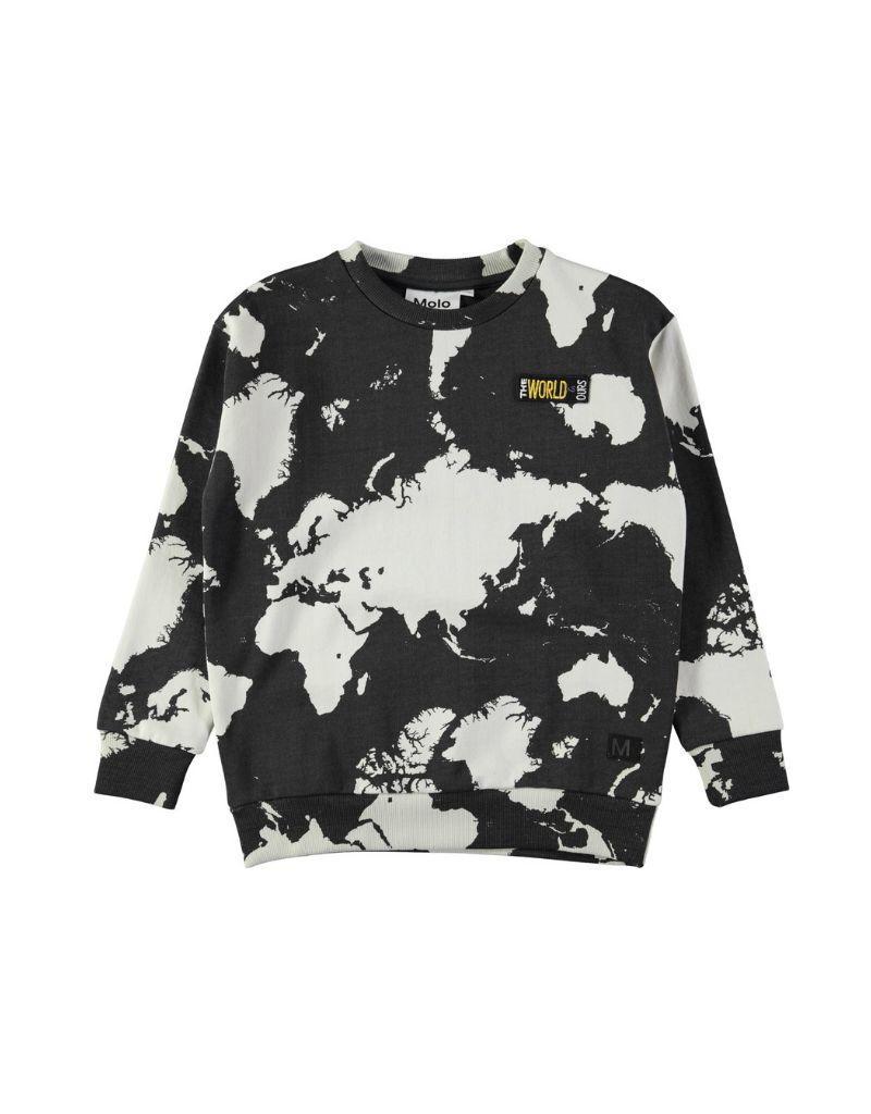Madsim Printed Sweatshirt