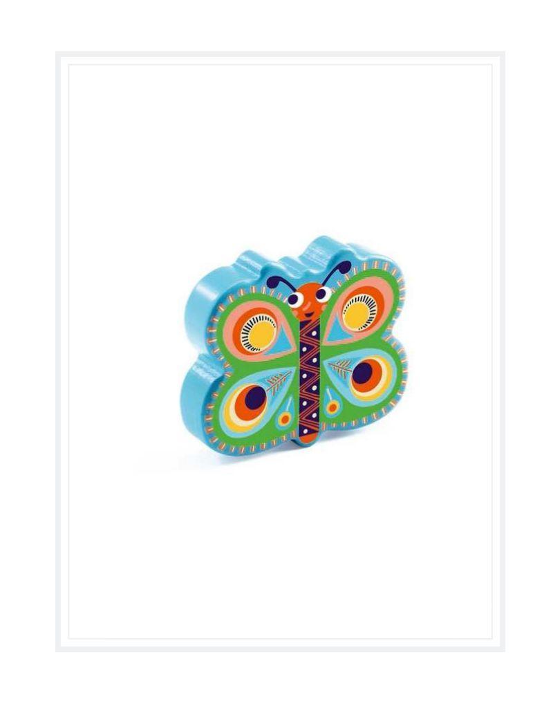 Maracas Butterfly