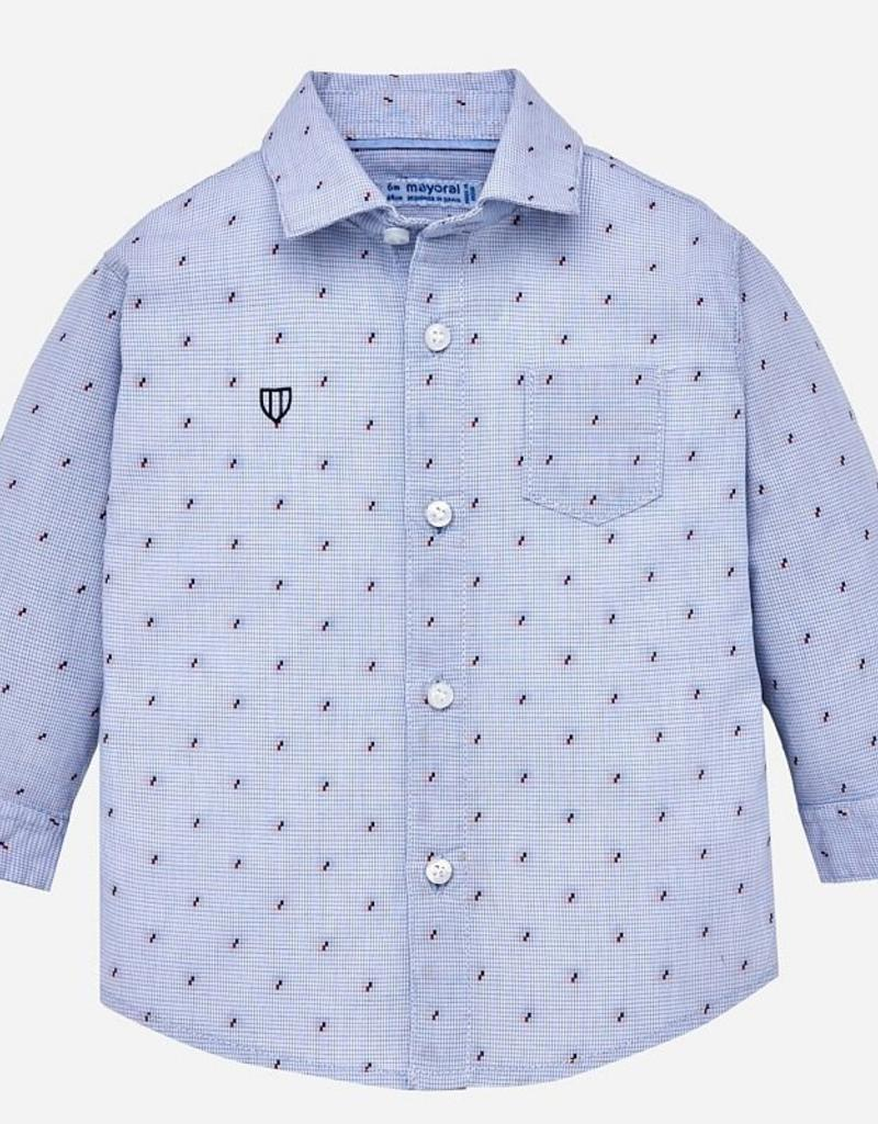 Marvis Long Sleeve Button-Up