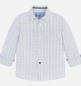 Myrle Long Sleeve Printed Shirt
