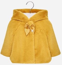 CLOTHES-Baby Girl Marianna Fur Coat
