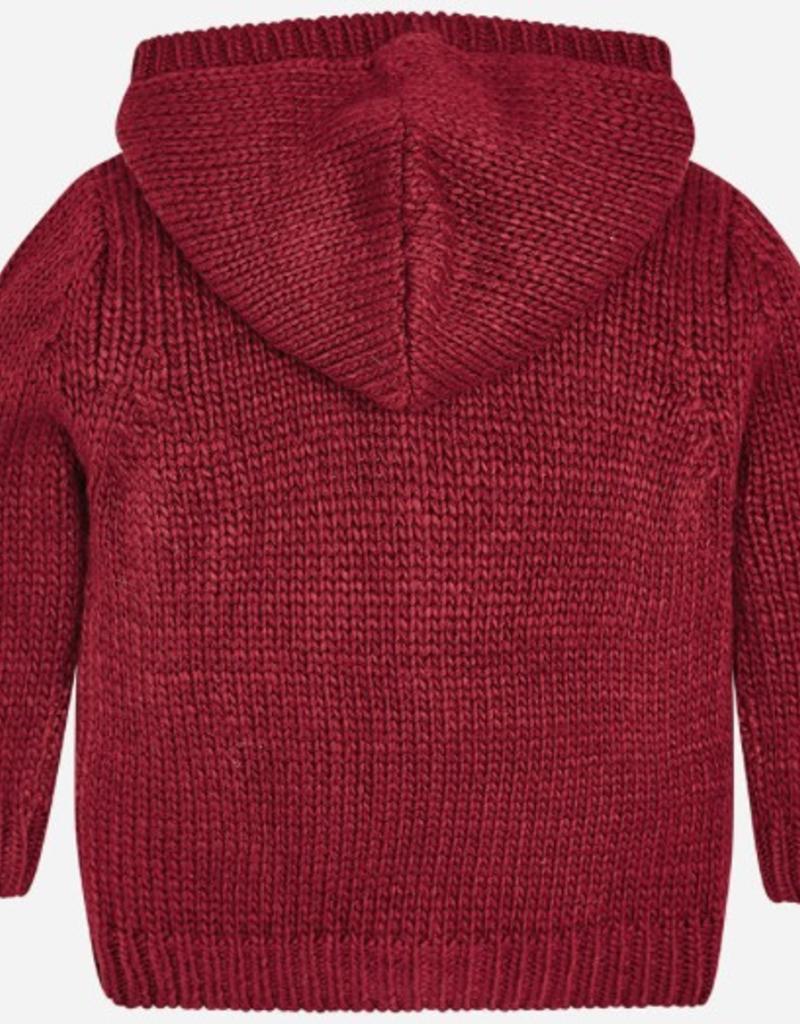 Mertie Hooded Sweater