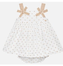 Madge Polka dot Dress