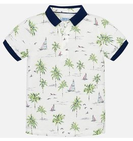 Michiko Short Sleeve Polo