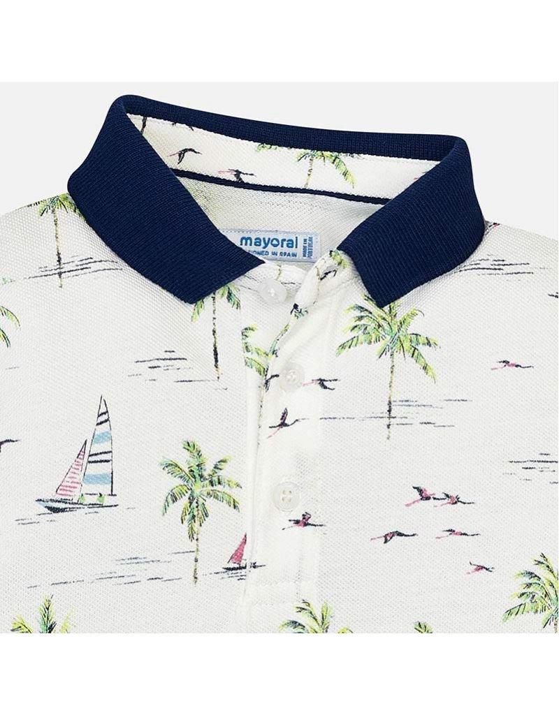 Michiko Short Sleeve Polo
