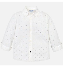 Michel Long Sleeve Button-up