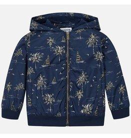 Ming Printed Jacket