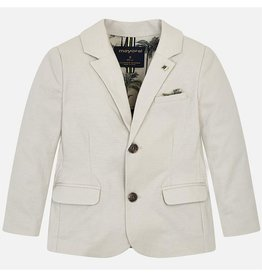 Magnus Tailored Linen Jacket
