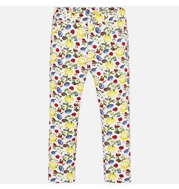 Modesta Patterned Pants