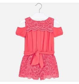 Martha Lace Romper