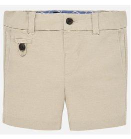 Mateo Linen Dressy Shorts