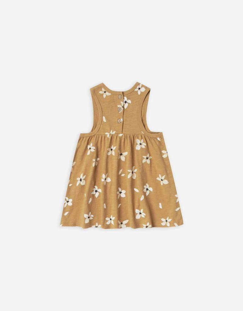 Layla Hibiscus Tank Dress