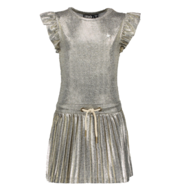 Felicia Metallic Dress
