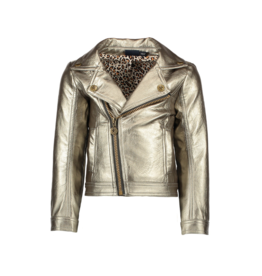 Fawn Leather Jacket
