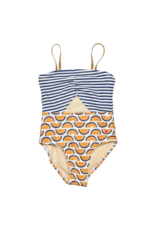 Carrie Cut-out Swimsuit
