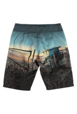Nalvaro Printed Swim Trunks