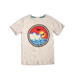 Agnes Graphic Short Sleeve Tee