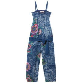 Mallard Long Print Jumpsuit