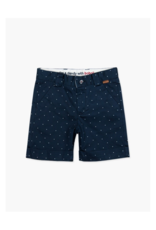 Blake Stretchy Bermuda Shorts
