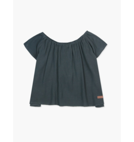 Buffy Loose-Blouse Bambula