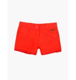Bridgette Stretch twill shorts