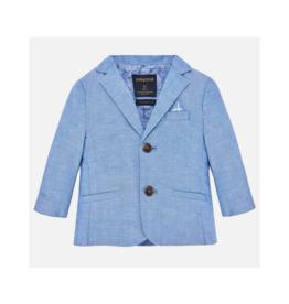 Maynard Tailored Linen Jacket