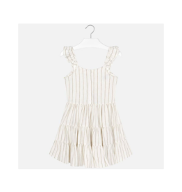 Marietta Knit Stripes Dress