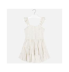 Marietta Knit Stripes Dress
