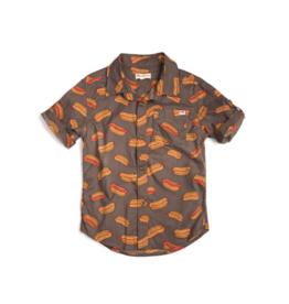 Atticus Pattern Shirt