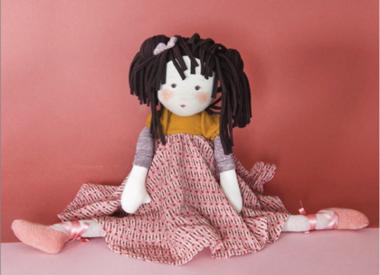 Plush + Dolls