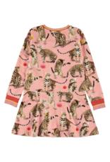 Conny Long-Sleeve Dress