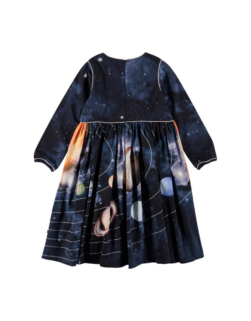 Cassiopeia Long-Sleeve Dress