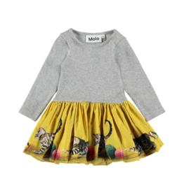 Candi Long-Sleeve Dress