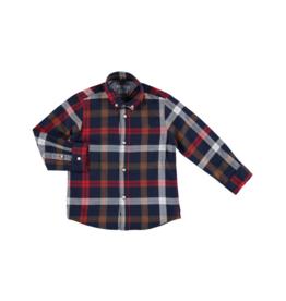 Maksim Slim Fit Long-Sleeve Shirt