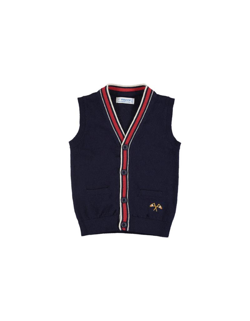 Makoto Knitting Vest
