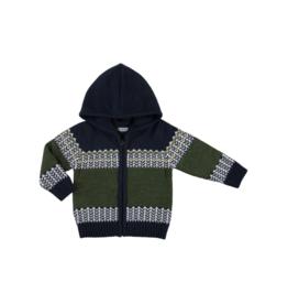 Morrison Jacquard Knitting Pullover