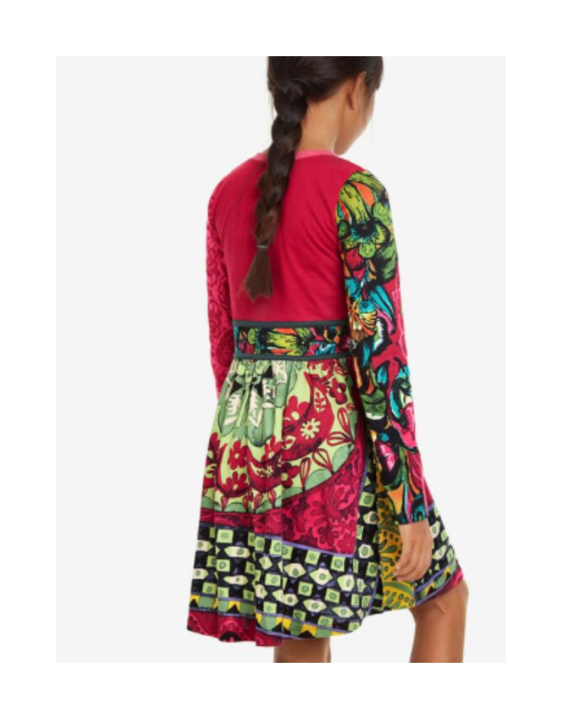Guinardo Long-Sleeve Dress