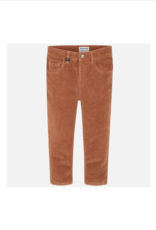 Manfried Basic Slim Fit Cord Trousers
