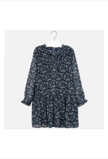 Marguerite Printed Dress