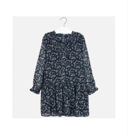 Marguerite Printed Dress